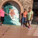 HB Aug 2017 surf mural