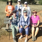 Volkswalking Group at Santa Rosa Plateau Murrieta