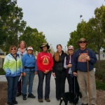 Volkswalking Group in Irvine