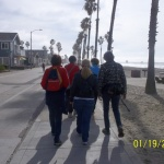 Volkswalking in Oceanside