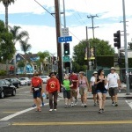 Volkswalking in Venice Beach