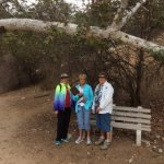 Lower Arroyo Seco Trail S. Pasadena The Ladies